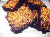 Rezept Vegan chocolate oreo brownies