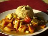 Rezept Thai massaman curry (v)