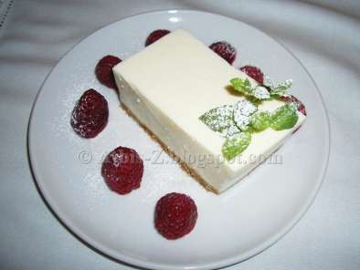 Rezept Rare new york cheesecake