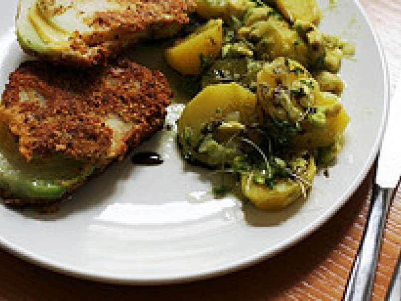 Rezept kartoffel avocado salat
