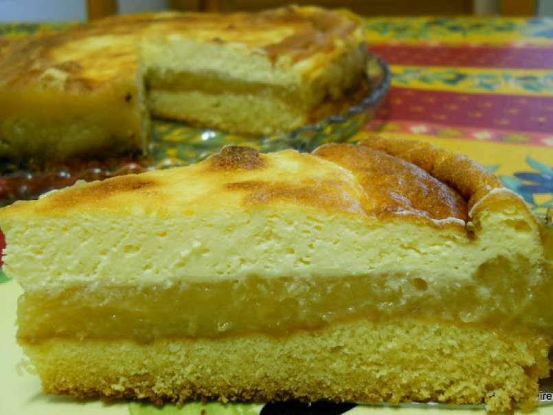 Schmand Apfelmus Kuchen Rezept Petitchef