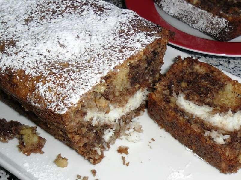 Schoko Kokos Kuchen Rezept Petitchef